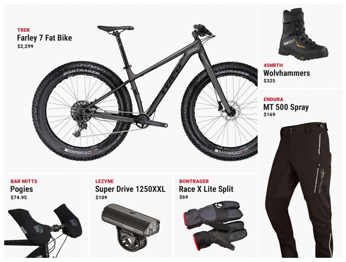 Winter Bike Essentials