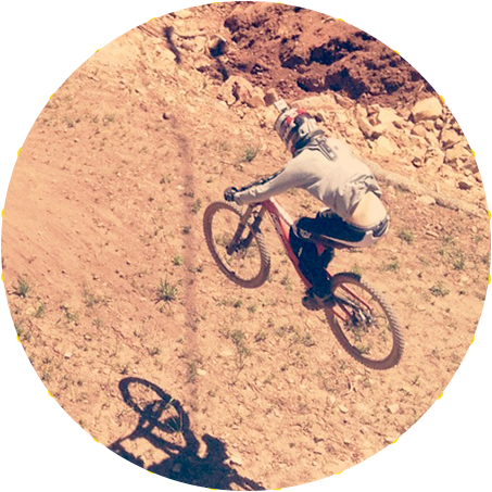 Park City Downhill Mountain Bike Trails