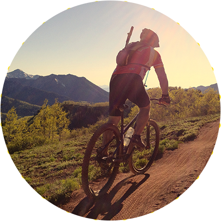 Park CIty Enduro Mountain Bike Trails
