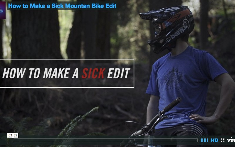 Sick Mountain Bike Edit