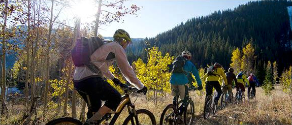 White Pine Touring Free Guided Park City Mountain Bike Ride
