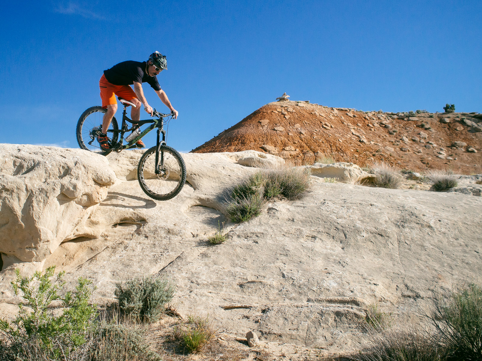 McCoy Flats Mountain Biking Trails