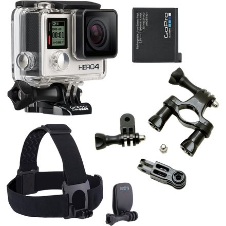 GoPro Hero 4 Backcountry Bundle
