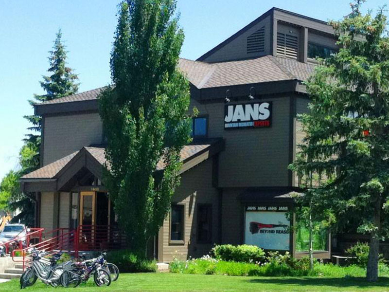 Jans Mountain Outfitters