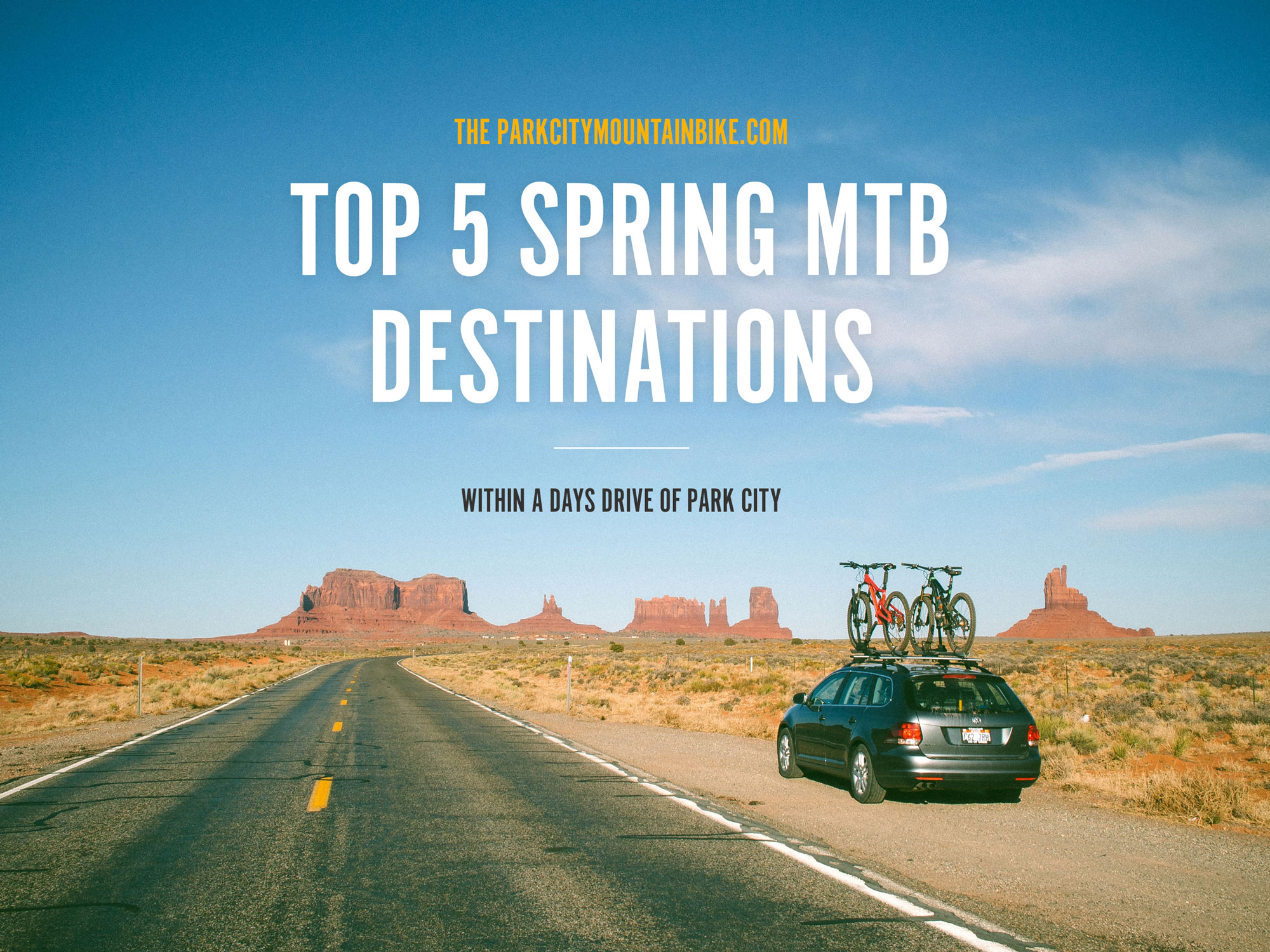 Top Spring MTB Destinations