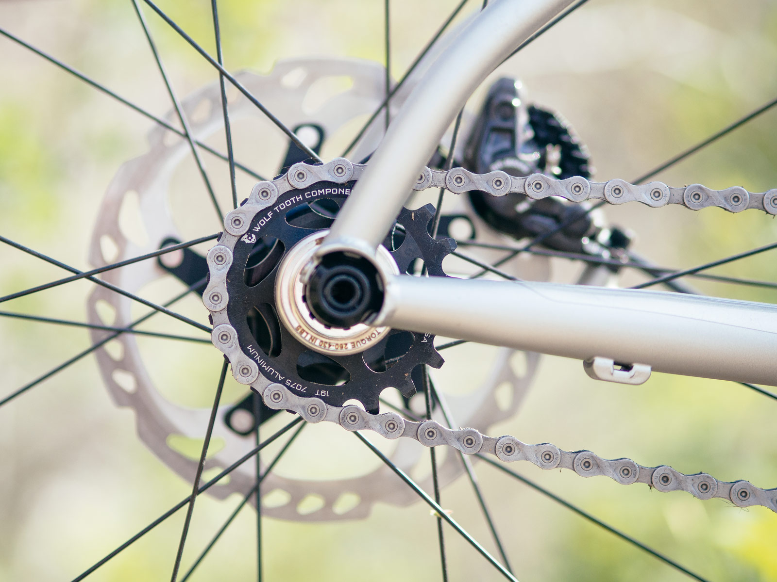 Wolftooth Singlespeed Cog