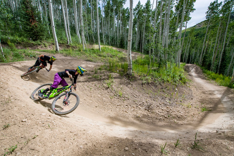 Deer Valley Mountain Biking