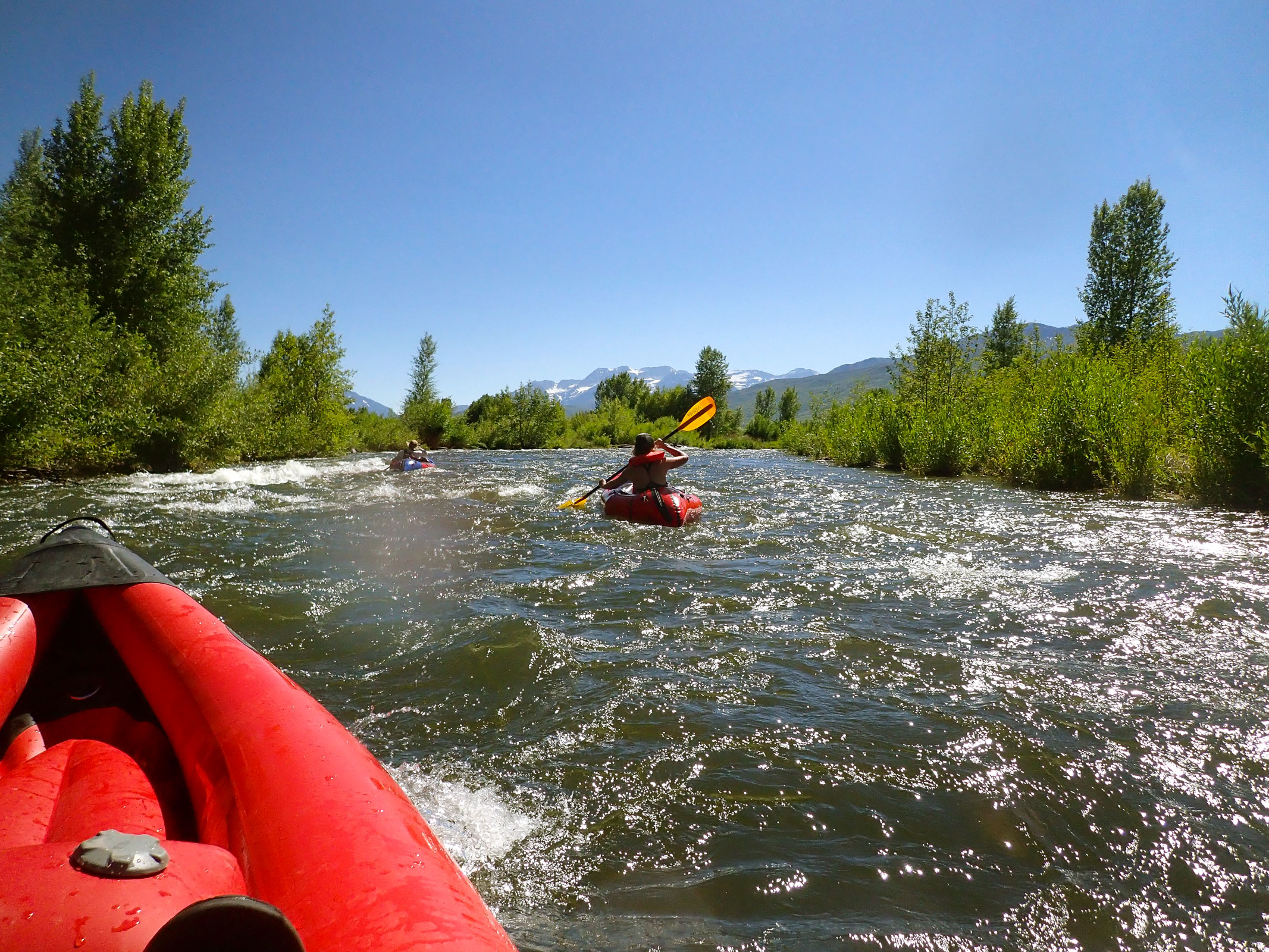 Provo River Rafting