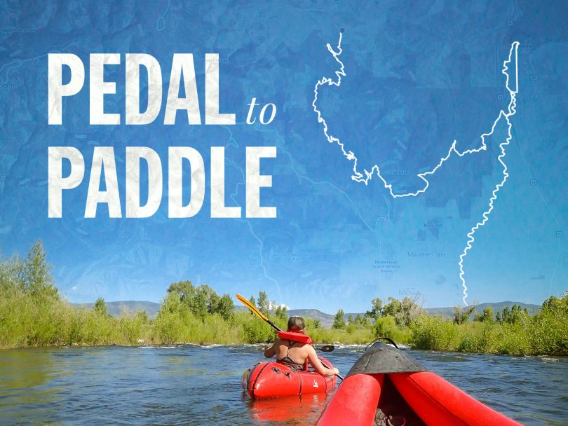 Pedal to Paddle